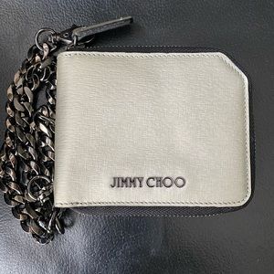 NEW Jimmy choo wallet on a chain